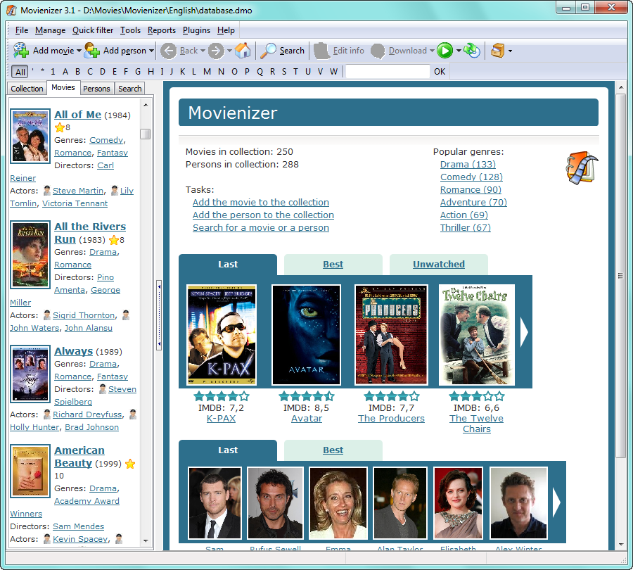 Movienizer Portable 10.0 B566 full